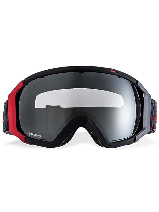 Amazon.com: anteojos de Quiksilver eeqytg00016 Negro y Rojo ...