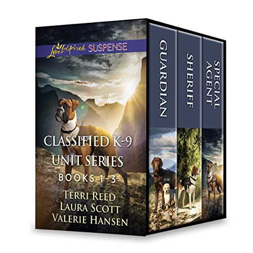 - Classified K-9 Unit Series Books 1-3: Guardian\Sheriff\Special Agent