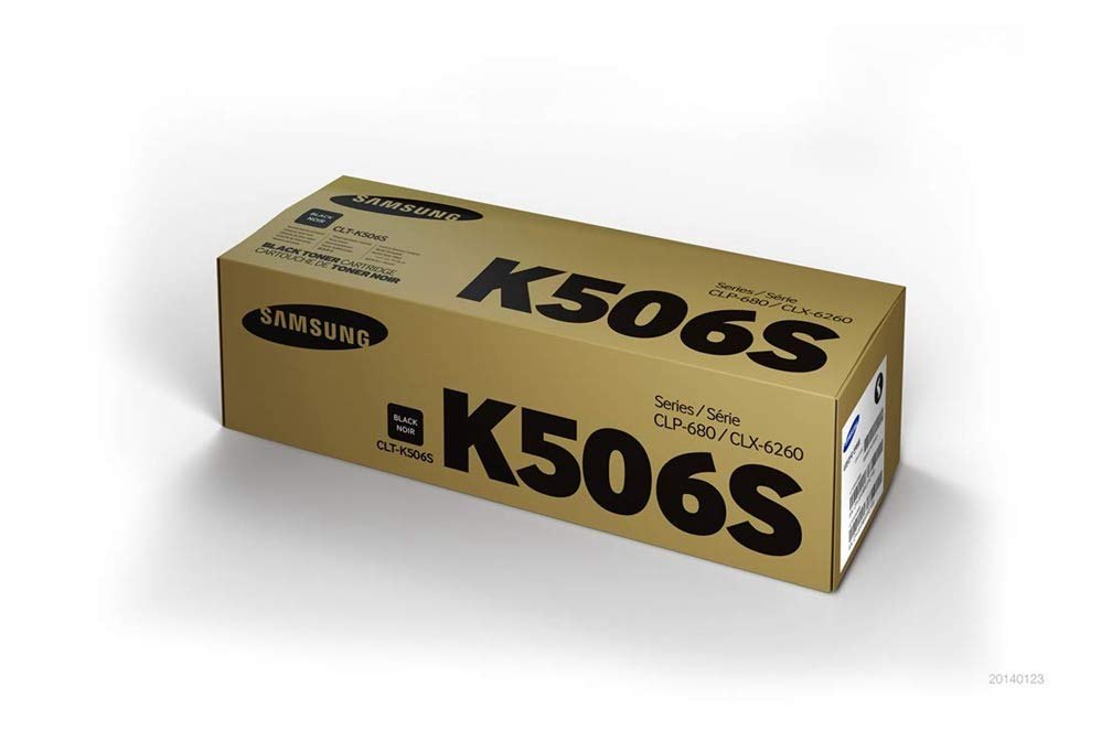 Samsung SU515A CLT-Y506L High Yield Toner Cartridge Pack of 1 Yellow