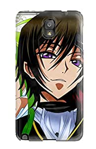 Tpu Fashionable Design Code Geass Rugged Case Cover For Galaxy Note 3 New