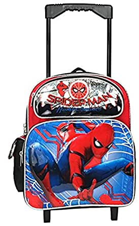 "Amazon.com   Marvel Spiderman Home Coming 12"" Toddler Mini"