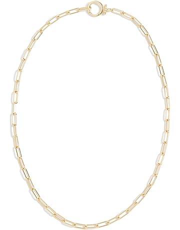 02d2929b6 Women's Chain Necklaces   Amazon.com