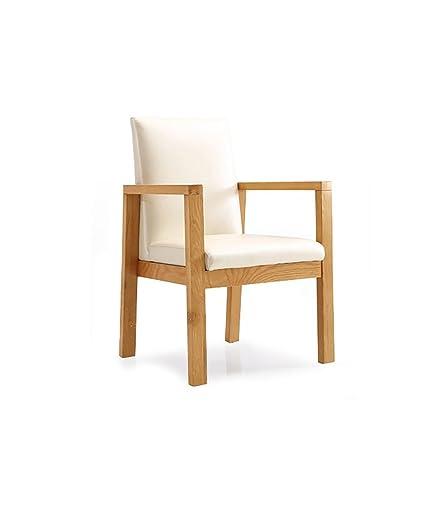 2ca53f048d17b Amazon.com: ZEMIN Ottomans Multifunctional Solid Wooden Backrest ...