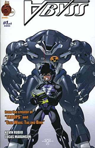Abyss (2nd Series) #1 VF/NM ; Red 5 comic book