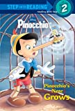 Pinocchio's Nose Grows, RH Disney Staff and Barbara Gaines Winkelman, 0736480013