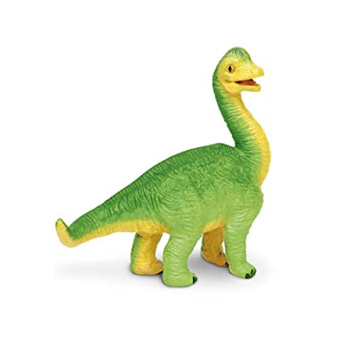 Safari Ltd Wild Safari Brachiosaurus Baby: Toys & Games