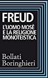 img - for L'uomo Mos  e la religione monoteistica: Tre saggi (Italian Edition) book / textbook / text book