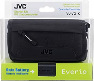 JVC Starter Kit With Battery + Bag Battery: BN-VG114, VU-VG1K (Battery: BN-VG114)