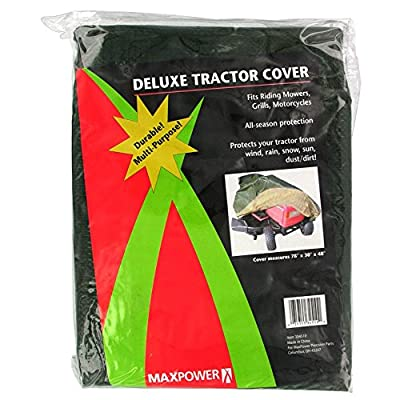 Maxpower 334510 Deluxe Mower Cover