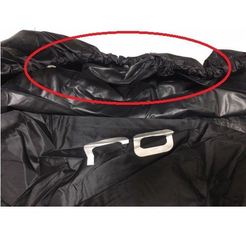 1584 FLSTC Heritage SOFTAIL Classic 2008-2011 Housse DE Selle IMPERM/ÉABLE OJ M092 Taille XL PROT/ÈGES Selle Anti Pluie Couverture Selle 145X105 CM