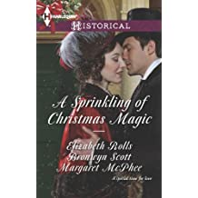A Sprinkling of Christmas Magic: An Anthology (Harlequin Historical)
