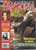 FANGORIA #240, February, Feb. 2005 (Constantine; Alone in the Dark; The Amithville Horror; Hide and Seek; Boogeyman)