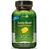 Irwin Naturals, Sunny Mood, 75 Liquid Soft-Gels - 3PC
