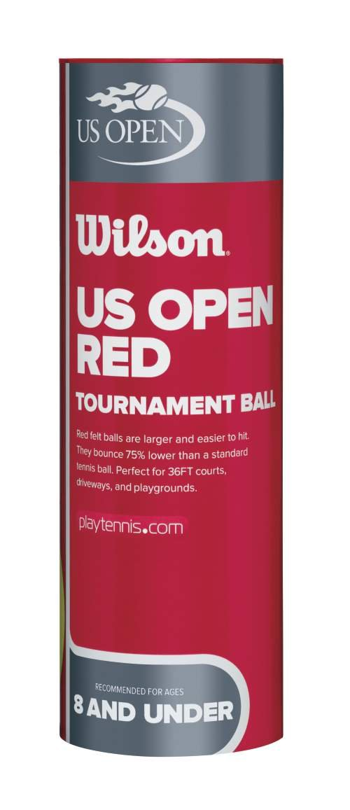 Wilson US Open Tournament Tennis Ball