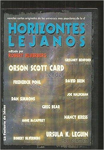 Horizontes Lejanos (Solaris ficción): Amazon.es: Robert Silverberg: Libros