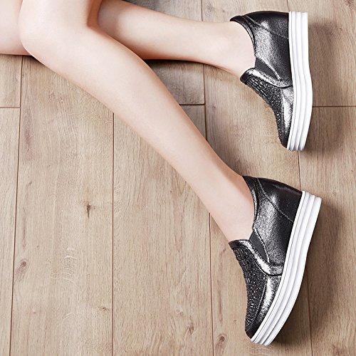 Loisirs Des Augmentation Femmes Automne Chaussures Chaussures Les eight À KHSKX L'Augmentation Thirty De L'Aise Des Dans nYSqfTwU