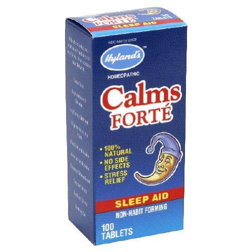 Hylands Calms Forte Sleep Aid