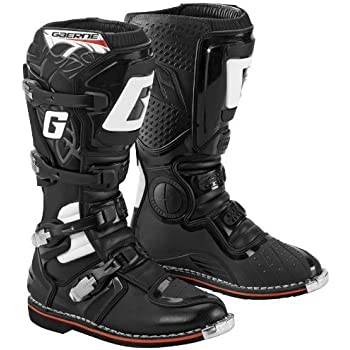 Gaerne Gx 1 Mens Black Motocross Boots 10 Automotive