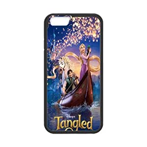 Steve-Brady Phone case Tangled Princess Protective Case For Apple Iphone 6 Plus 5.5 inch screen Cases Pattern-4 by runtopwell