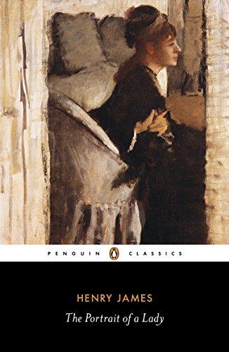The Portrait of a Lady (Penguin (James Portrait)