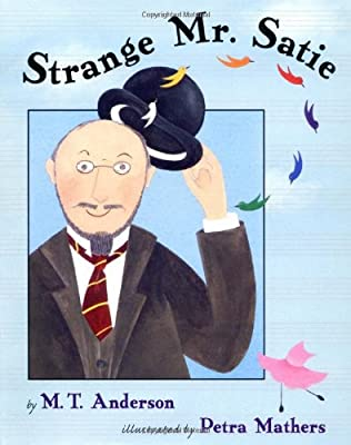 book cover of Strange Mr. Satie