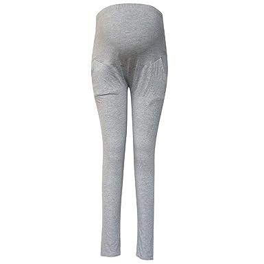 en soldes Livraison gratuite dans le monde entier clair et distinctif LUBITY Femmes Enceintes Maternité Longueur Pantalon ...