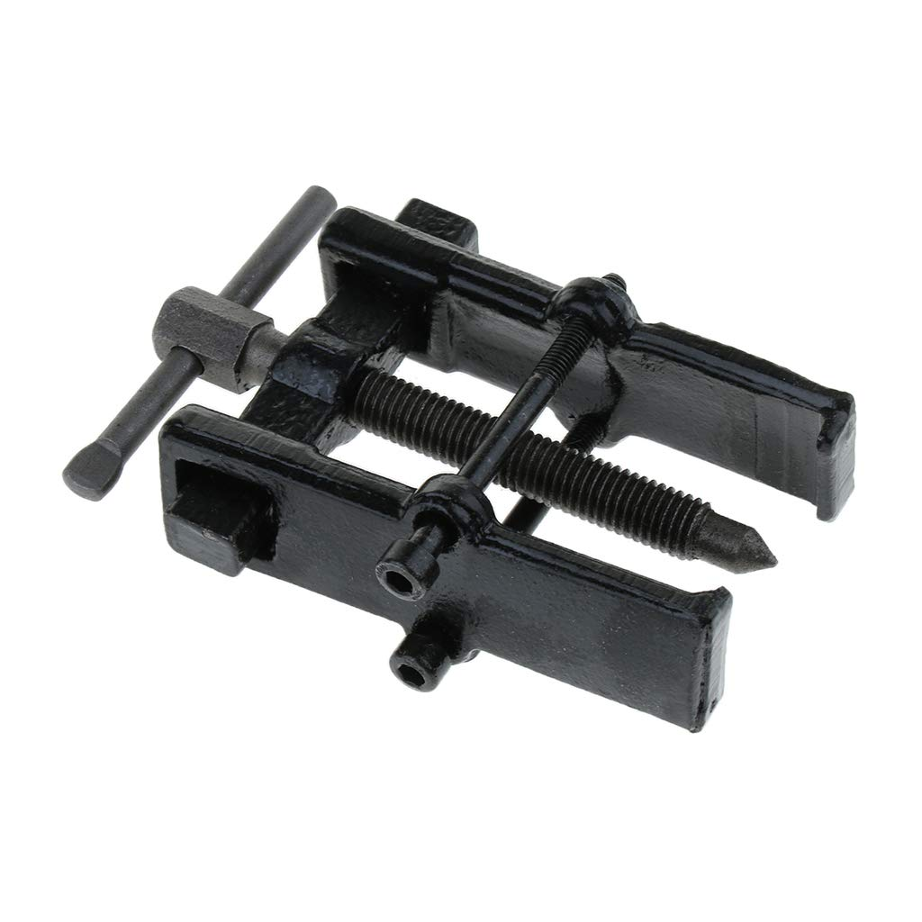 for Pulling Bearings in Tight Spaces Baoblaze 3PCS 3//4//8 Inch Universal 2-Jaw Armature Bearing Gear Puller Extractor Removal Tool