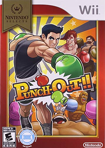 Punch-Out! (Nintendo Selects) (Renewed) (Mike Tyson Punch Out Video Game)