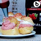 Bobica's Premium European Organic Strawberry Powder | from Freeze Dried Strawberries | Antioxidant Superfood | Rich in Fiber, Pectin, Vitamin A, Vitamin B, Vitamin C and Minerals | 2.65oz /75g