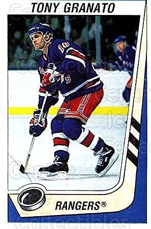 (CI) Tony Granato Hockey Card 1989-90 Panini Stickers 285 Tony Granato 831fa2305