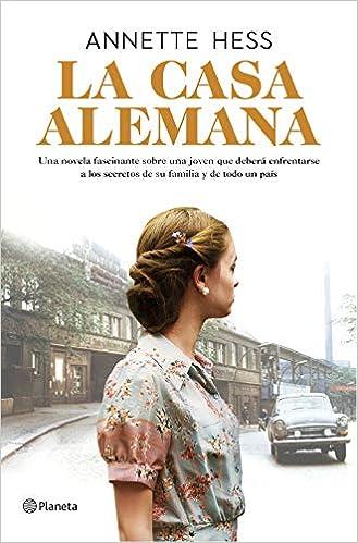 La casa alemana (Planeta Internacional): Amazon.es: Hess, Annette ...