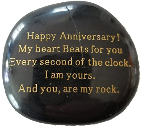 Anniversary second clock yours Engraved
