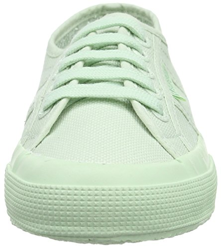 Superga Unisex-adulto Cotu 2750 Classic High-top Verde (953)