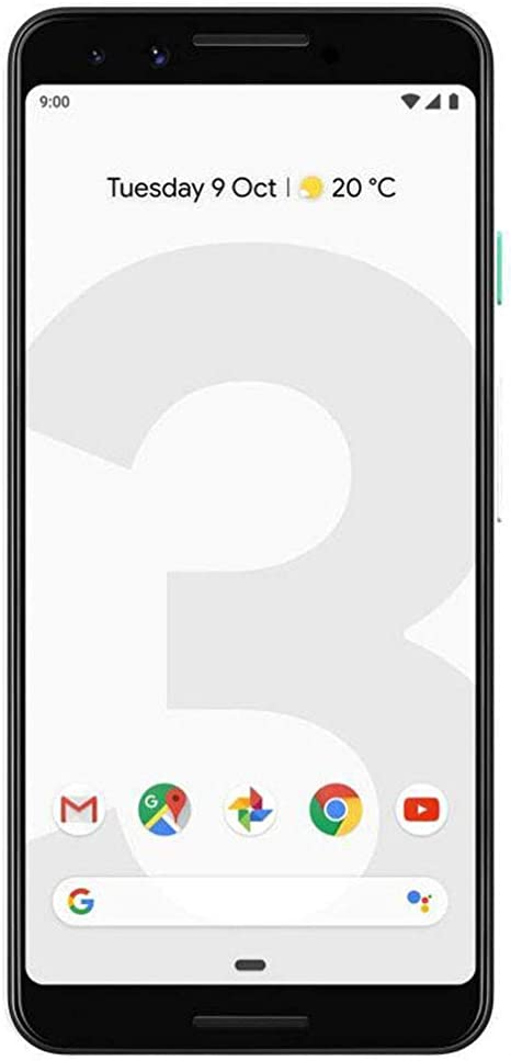 Google Pixel 3 XL - Disco Duro Externo (128 GB), Color Blanco: Amazon.es: Electrónica