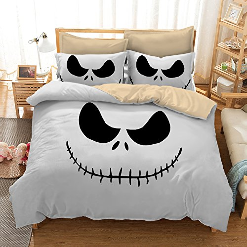 Nightmare Before Christmas Bedding Twin