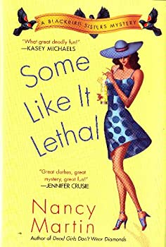 Some Like it Lethal (Blackbird Sisters Mystery, Book 3) 045121174X Book Cover