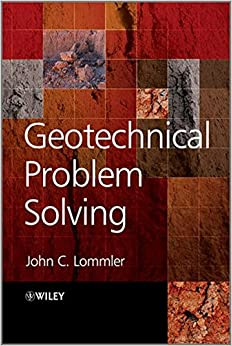 Book Geotechnical Problem Solving
