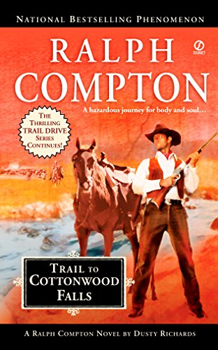 book cover of Trail to Cottonwood Falls