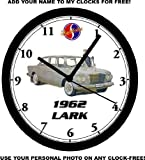1962 STUDEBAKER LARK 4 DOOR WALL CLOCK-Free USA Ship