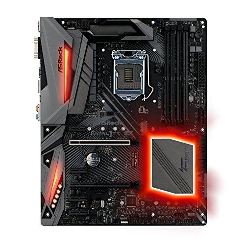 ASRock B360 GAMING K4 LGA1151/Intel B360/DDR4/Quad CrossFireX/SATA3&USB3.1/M.2/GbE/ATX Motherboard