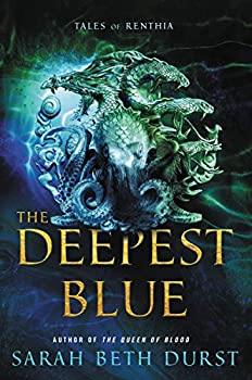 The Deepest Blue by Sarah Beth Durst science fiction and fantasy book and audiobook reviews