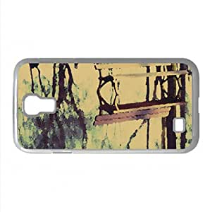 Bench Watercolor style Cover Samsung Galaxy S4 I9500 Case