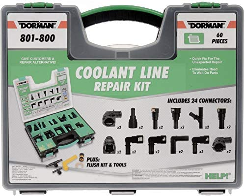 Dorman 801-800 Coolant Line Repair Tech Tray for Select Models