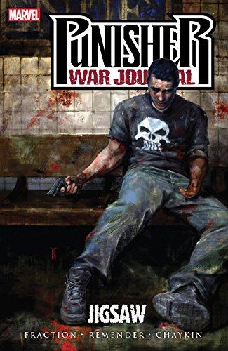 Punisher War Journal: Jigsaw (Punisher War Journal (2006-2009)) ()