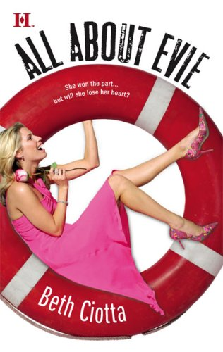 book cover of All About Evie