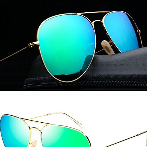 1 Masculinas Gafas de Sol 3 Delgadas Gafas DT Color Gafas polarizadas de Sol Coreanas 47HwAZp