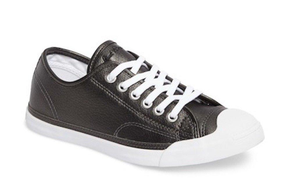 59cee7116d1607 Galleon - Converse Jack Purcell LP Metallic Leather Ox Sneaker Unisex (5  B(M) US Women   3 D(M) US Men