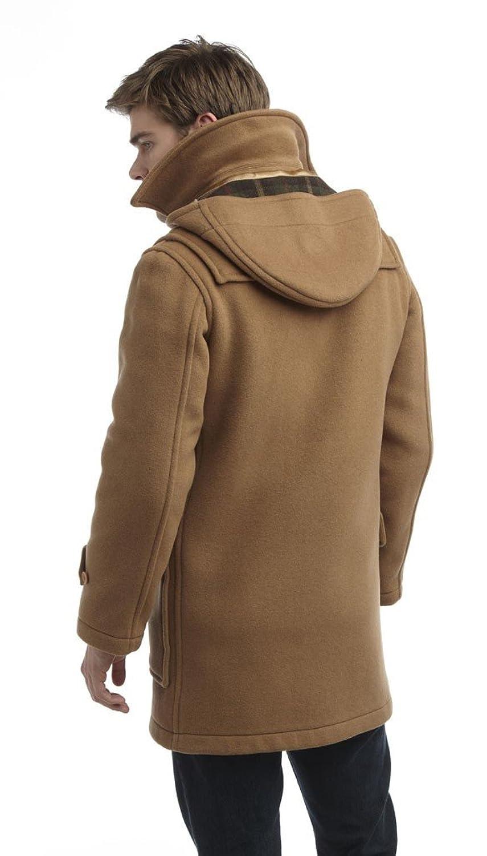 Original Montgomery Men's London Duffle Coat at Amazon Men's ...