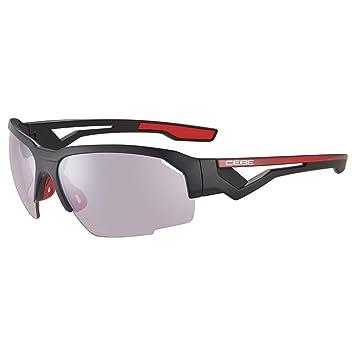 Cébé Hilldrop Gafas de Sol Adultos Unisex Matt Black Shiny ...