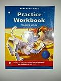 Practice Workbook Math 2002, Harcourt School Publishers Staff, 0153207957
